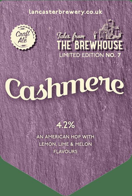 Cashmere - July