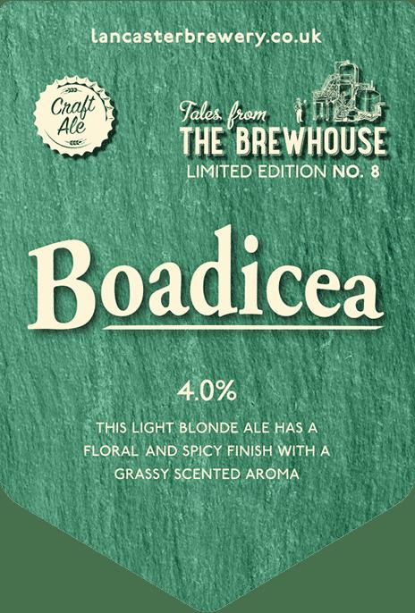 Boadicea - August