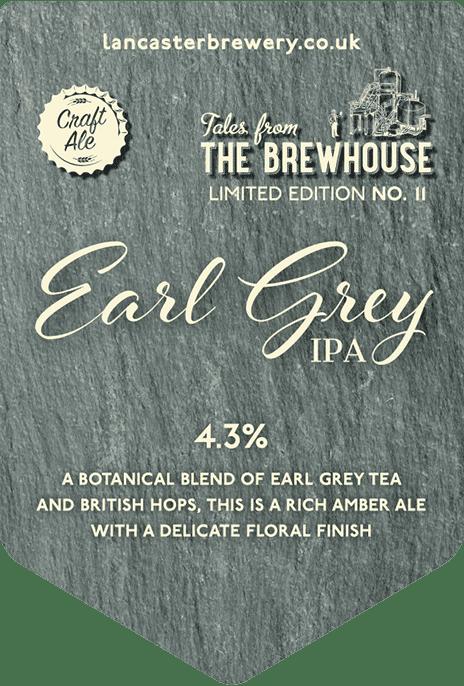 Earl Grey - November