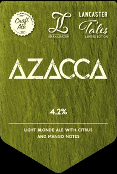 Azacca - September