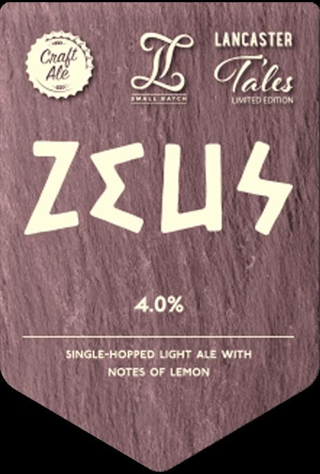Zeus - August