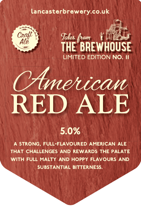 American Red Ale - November
