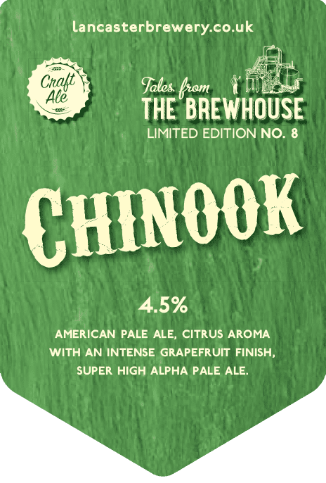 Chinook - August