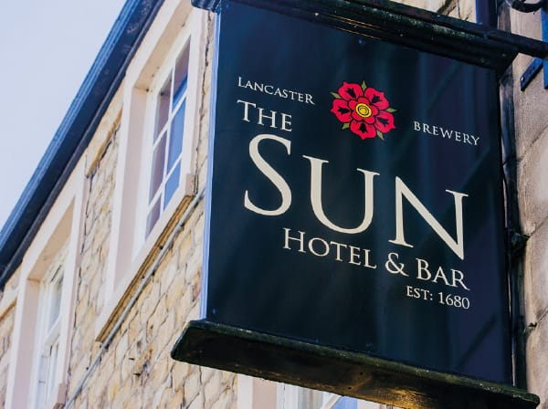 The Sun Hotel & Bar is bought! A beautiful 300 year old building