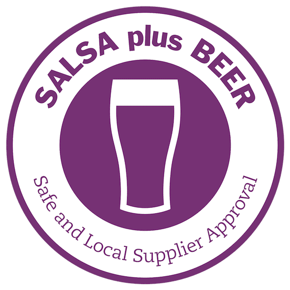 Lancaster Brewery achieves the coveted 'SALSA' accreditation