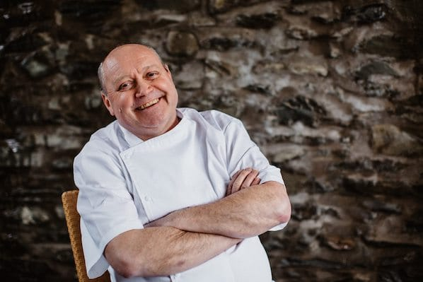 Steven Doherty, award winning Michelin star chef joins