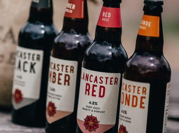 Lancaster Brewery starts producing bottles and expands into foreign markets