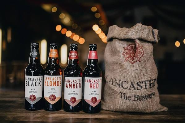 Lancaster Brewery expands its reach to supply beer to pubs across the UK