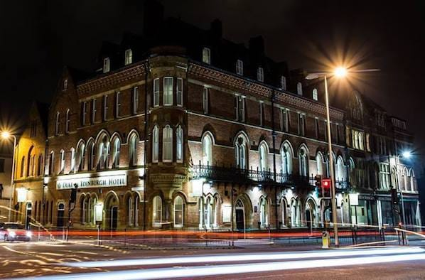 The Duke of Edinburgh Hotel is finally completed