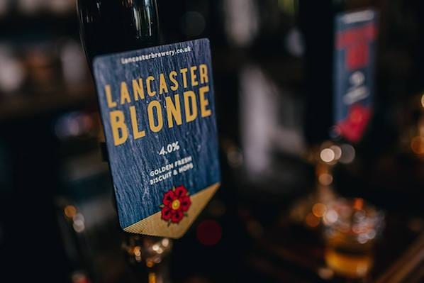 Demand for Lancaster Brewery beer is at an all time high